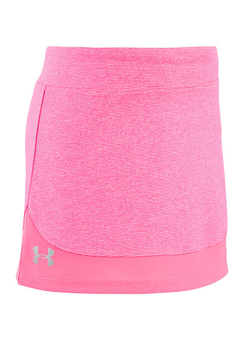 Under Armour® Girls 2-6x Striped Skort