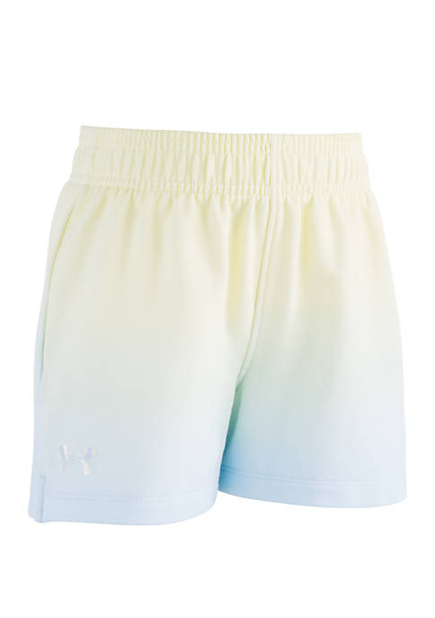 Under Armour® Girls 2-6x Dip Dyed Shorts