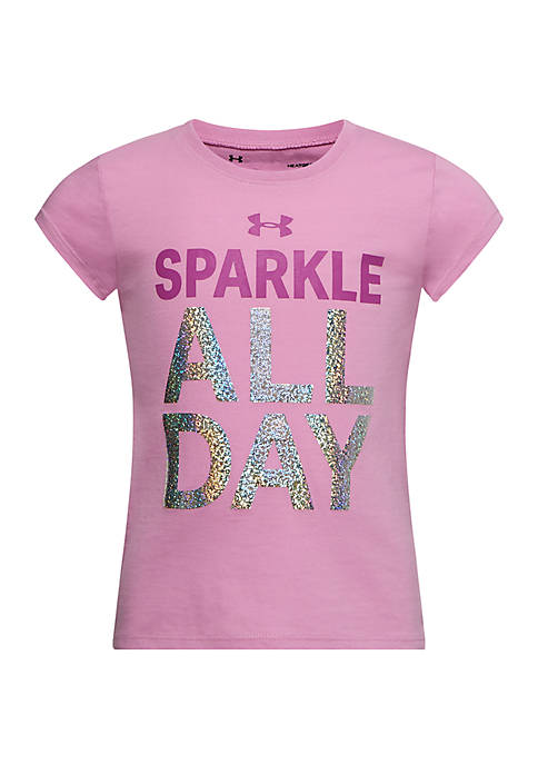 Under Armour® Girls 4-6x UA Sparkle All Day