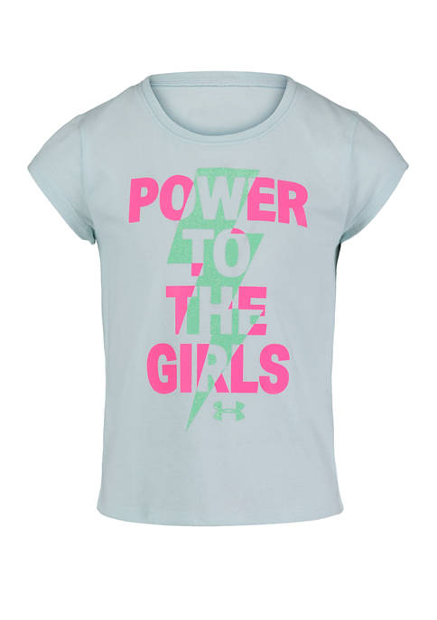 Under Armour® Girls 4-6x Power To The Girls