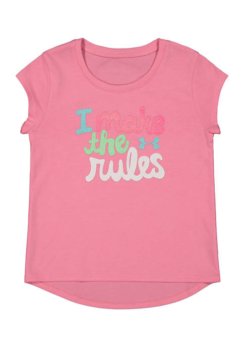 Under Armour® Girls 4-6x I Make The Rules