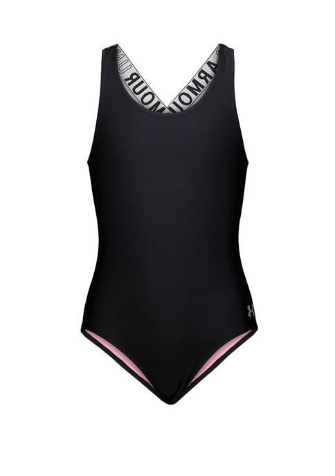 Girls 4-6x One Piece Swimsuit