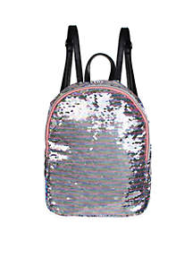 Girls 4-7 Reverse Sequin Mini Backpack