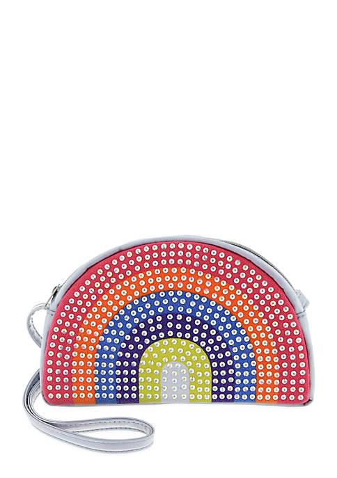 Capelli New York Rainbow Crossbody Bag