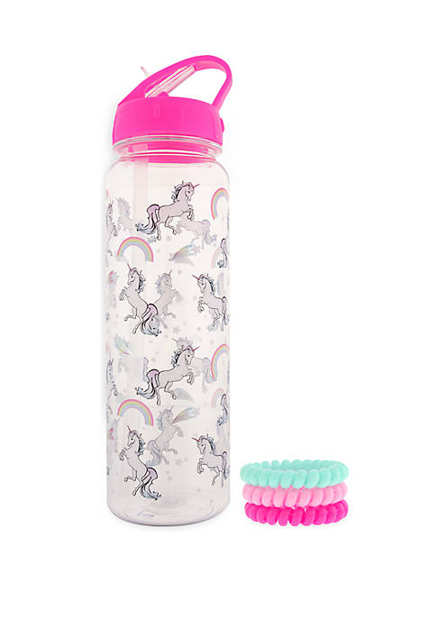 Capelli New York Magical Water Bottle with Hair
