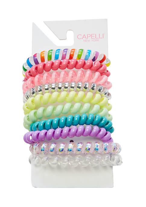 Capelli New York Girls Set of 10 Phone