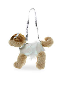 Capelli New York Girls Piper The Pomeranian Puppy Bag
