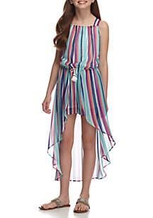 High Low Maxi Dress Girls 7-16