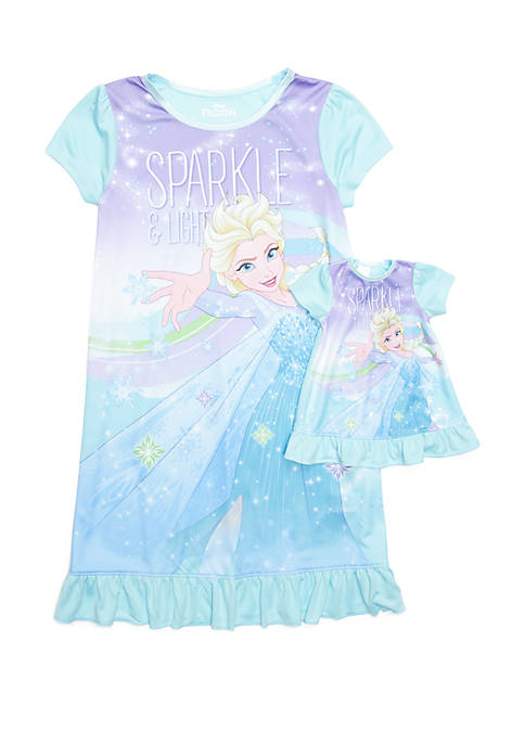 Disney® Frozen 2 Girls 4-8 Frozen Elsa Night