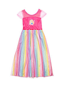 Barbie Girls 4-8 Barbie Fantasy Sleep Gown