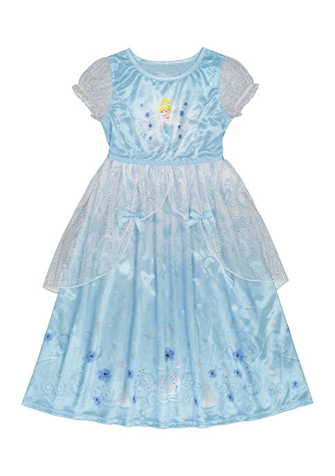Disney® Princess Toddler Girls Fancy Cinderella Nightgown