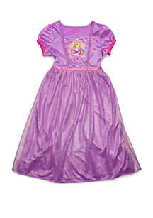 Girls 4-8 Rapunzel Fantasy Gown