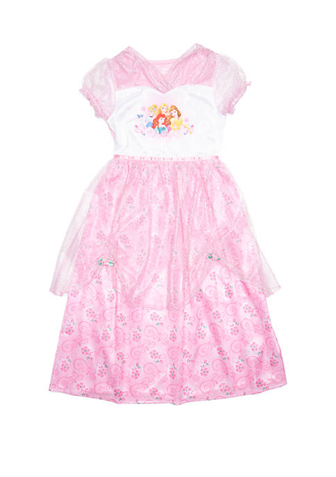 Girls 4-8 Princess Fantasy Gown