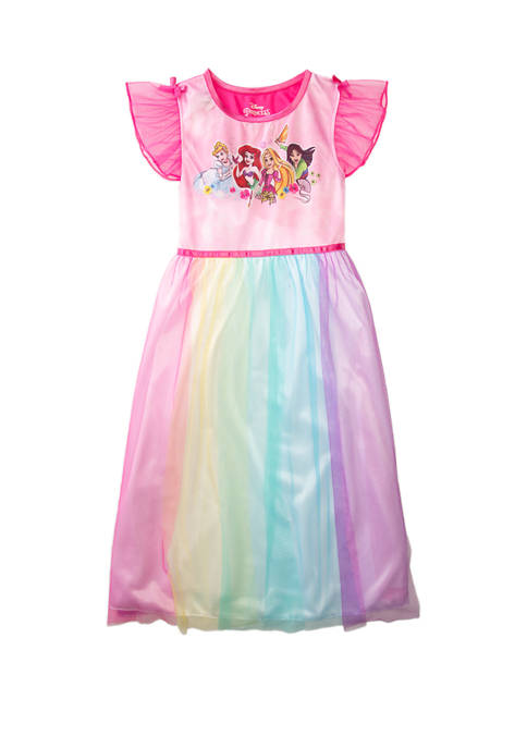 Disney® Princess Girls 4-8 Fantasy Nightgown