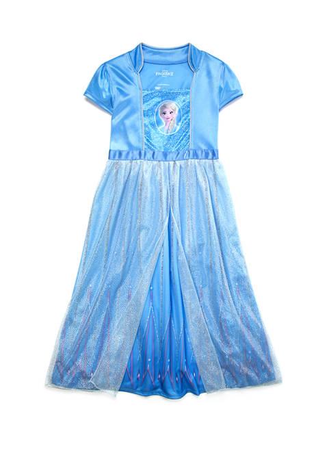 Disney® Frozen Girls 4-16 Elsa Fantasy Gown