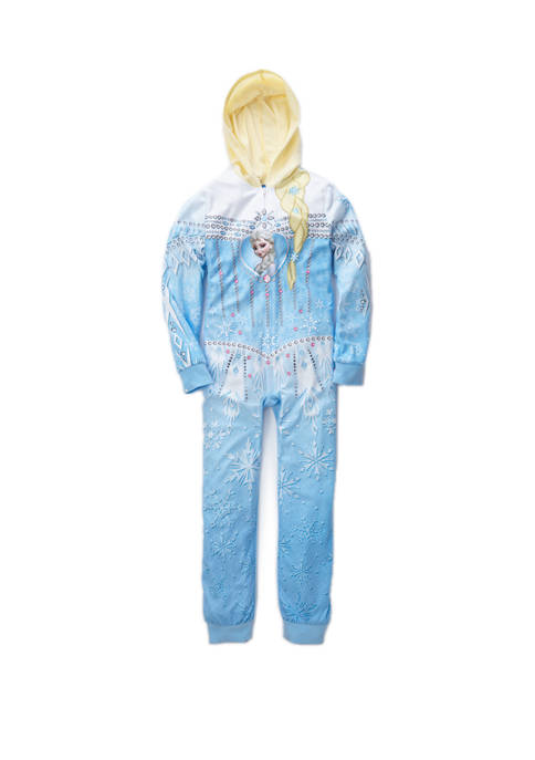 Disney® Girls 7-16 Frozen 2 Elsa One Piece