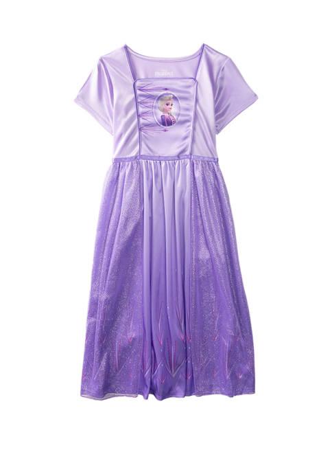 Girls 4-8 Frozen 2 Elsa Fantasy Gown