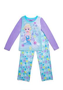 Girls 4-16 Frozen Pajama Set