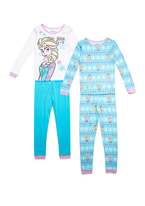 Disney® Frozen Girls 4-10 Elsa Frozen 4 Piece