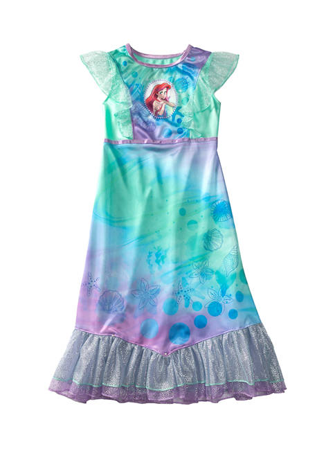 Disney® Princess Girls 4-8 Mermaid Fantasy Gown