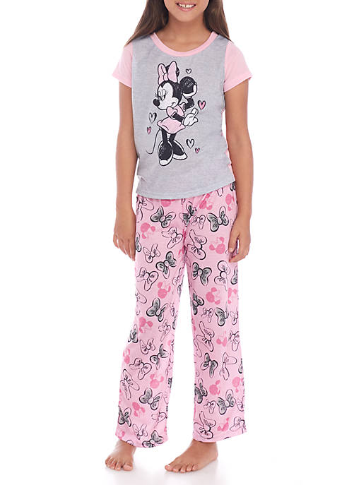 Disney® Girls 4-10 Minnie Mommy And Me 2-Piece