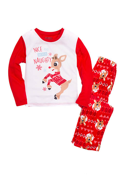 RUDOLPH THE RED-NOSED REINDEER Big Kids Nice Rudolph