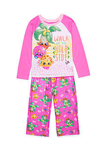 Girls 4-16 2-Piece Pajama Set