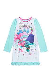 Girls 4-6x Trolls Gown