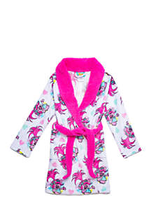 Girls 4-16 Trolls Big Girl Robe