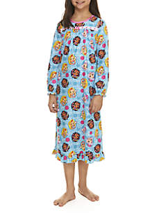 Girls 4-16 Sunny Day Night Gown