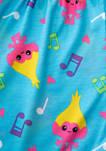 Girls 4-8 2 Piece Pajama Set