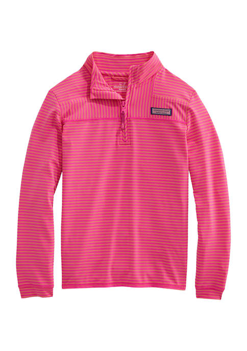 Girls 7-16 Performance Sankaty Shep Shirt