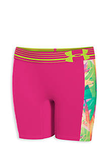 Alpha 5-in. Printed Shorts Girls 7-16