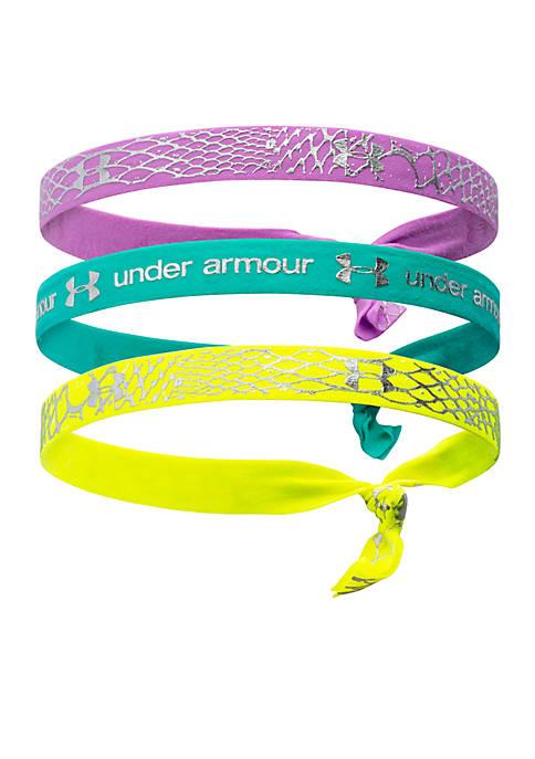 Under Armour® Shimmer Headbands Girls 7-16