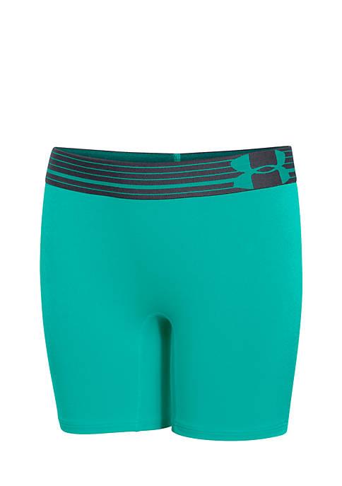 "Under Armour® Alpha 5"" Shorts Girls 7-16"