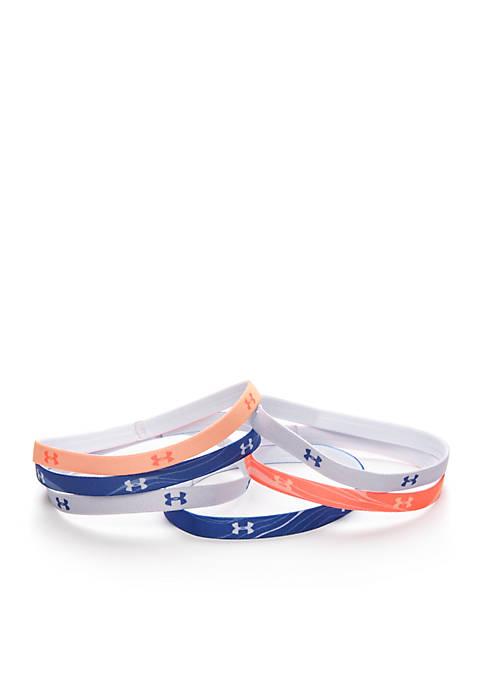 Under Armour® 6-Pack Headbands