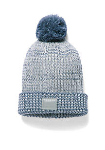 Under Armour® Heathered Blitzing Hat · Under Armour® Shimmer Pom Beanie b609f852f40