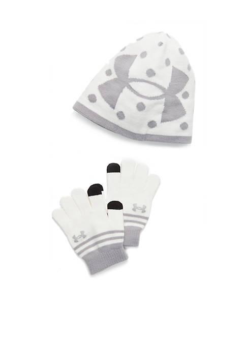Beanie and Glove Combo