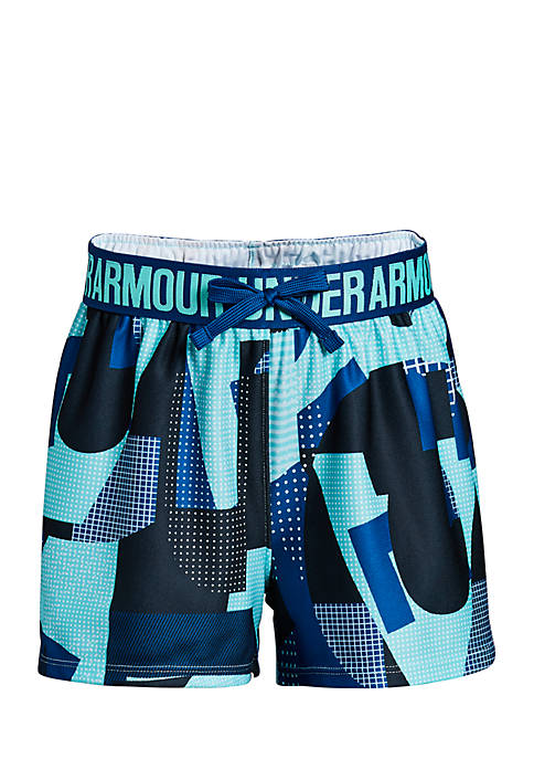 Under Armour® Play Up Short Girls 7-16