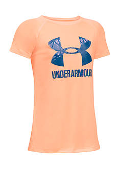 Under Armour® Big Logo Tee Girls 7-16