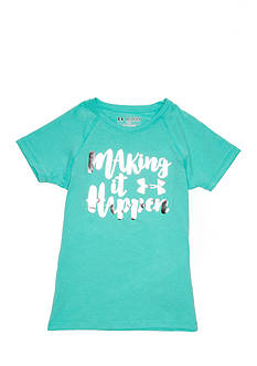 Under Armour® 'Making it Happen' Graphic Tee Girls 7-16