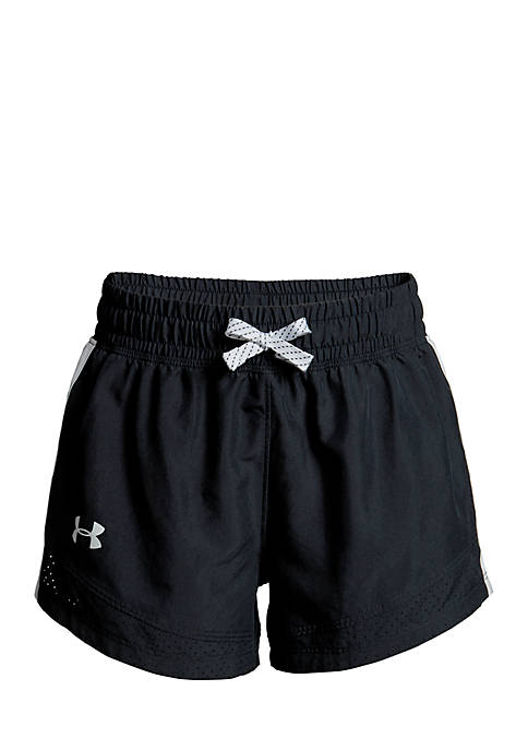 Under Armour® Girls 7-16 Sprint Solid Shorts