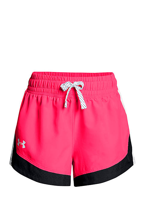 Girls 7-16 Sprint Solid Shorts