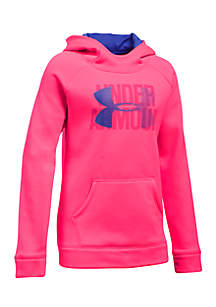 Girls 7-16 UA Armour Fleece Big Logo Hoodie