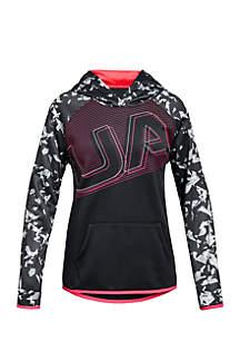 Girls 7-16 Armour Fleece® Big Logo Hoodie