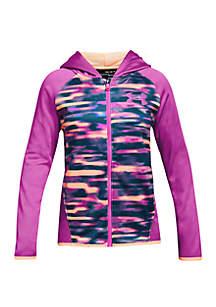 Girls 7-16 Full Zip Jacket