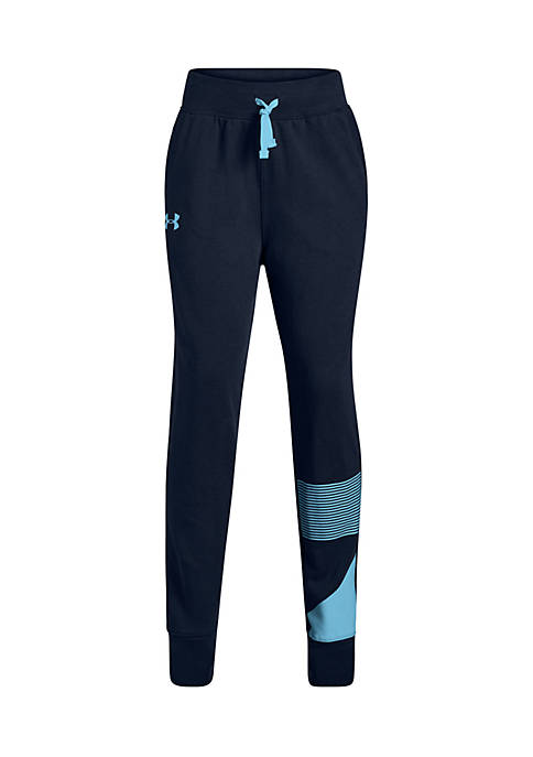 Under Armour® Girls 7-16 Rival Fleece Joggers