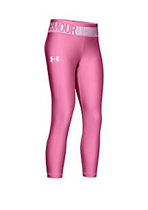 Under Armour® Girls 7-16 HeatGear® Armour Ankle Crop Leggings