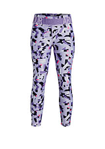 dae19f41a2ee2 ... Under Armour® Girls 7-16 HeatGear® Armour Printed Ankle Crop Leggings