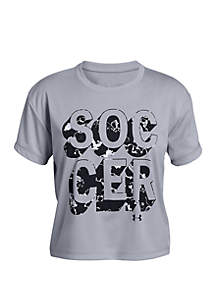 Under Armour® Girls 7-16 Soccer Tee